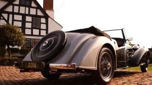 The Alvis 4.3 litre Continuation Series