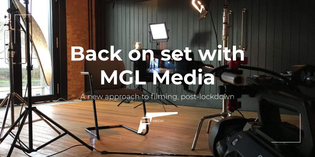 MGL Media video production guide to returning to set